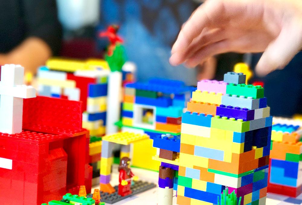 Agile Reboot Lego