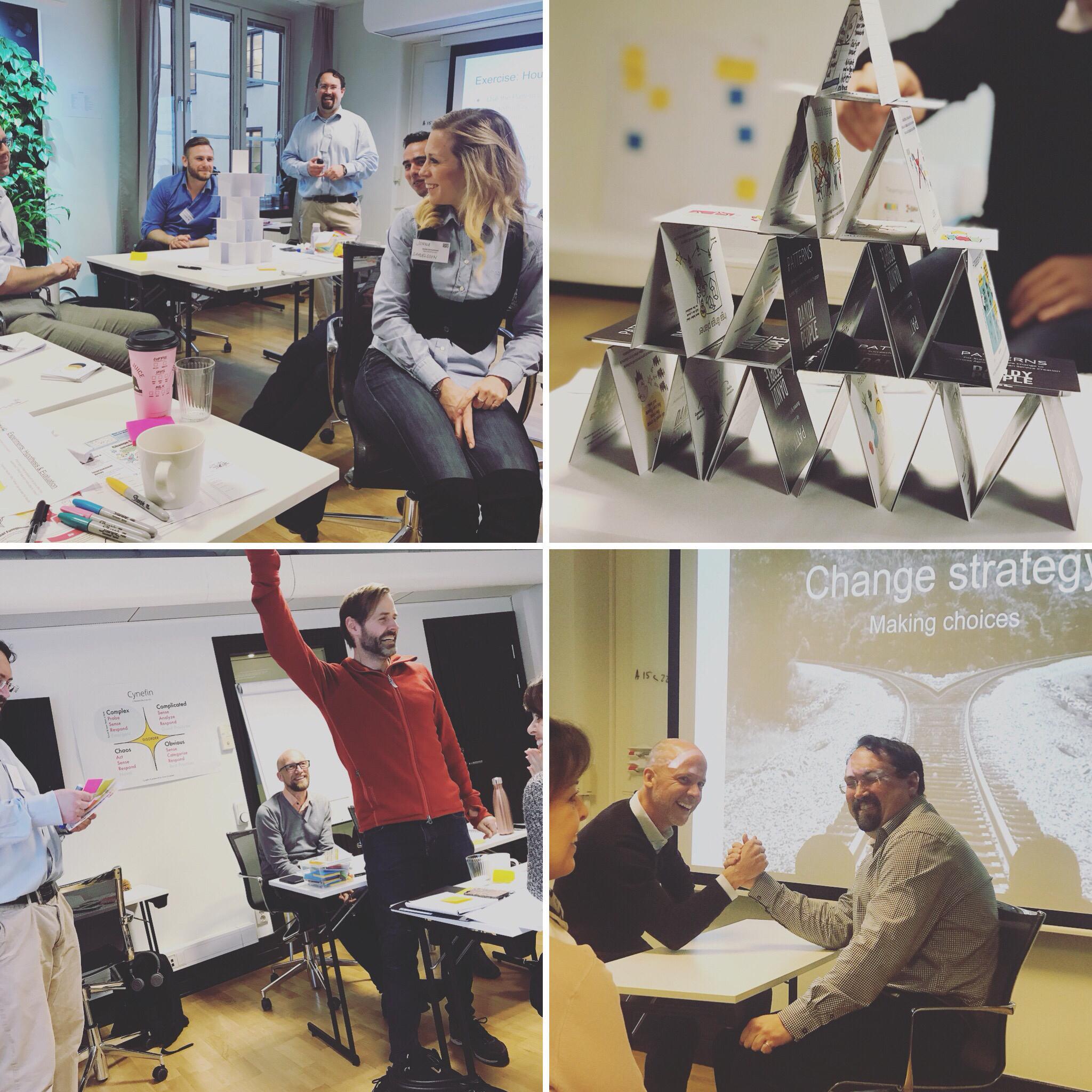Agile Change Management Training