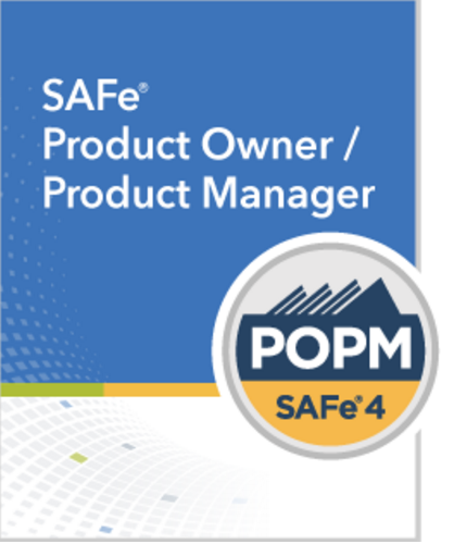 SAFe Product Owner oand Product Manager training