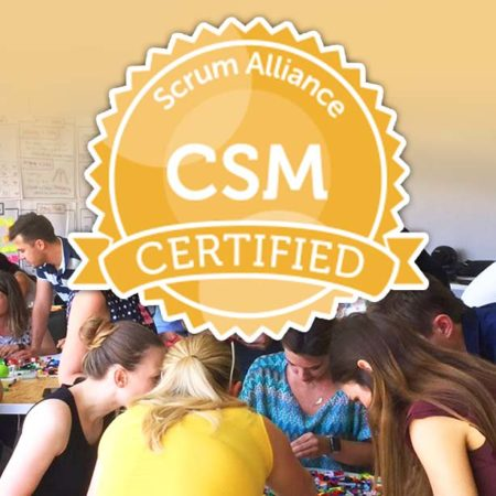 2 Day Training – Certified ScrumMaster® – CSM – Stockholm