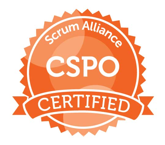 CSPO-Certified scrum Product Owner