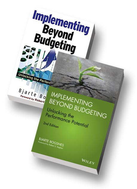 beyond budgeting books