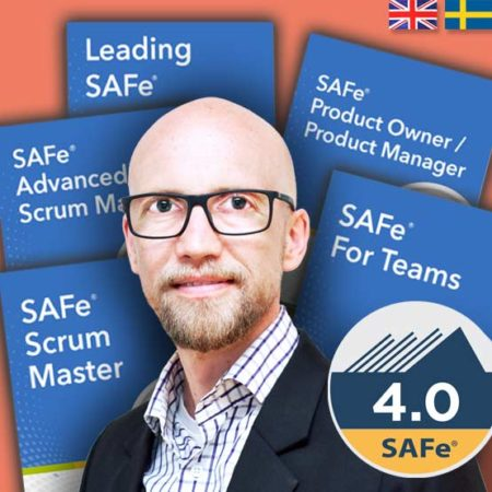 SAFe Trainings & Certifications in Stockholm