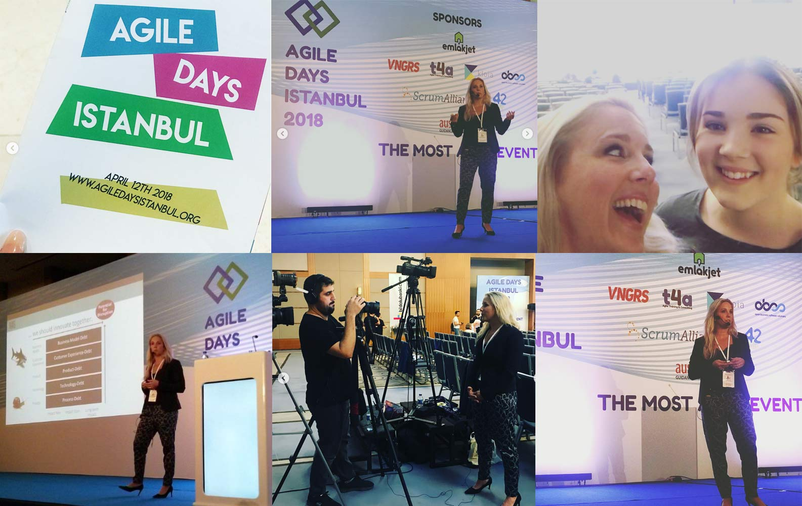 Agile Days Istanbul Presentation