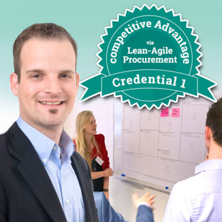 Competitive Advantage via Lean-Agile Procurement (LAP) – 2 Day Training