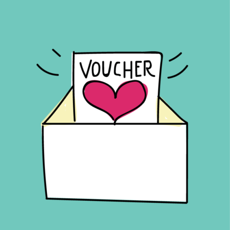Voucher for Training or Coaching