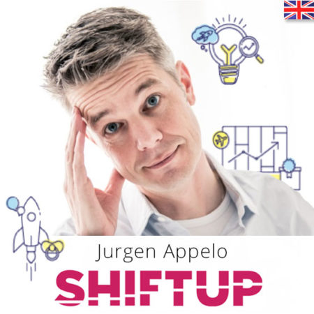 Shiftup Business Agility & Innovation Leader – 2 Day Workshop