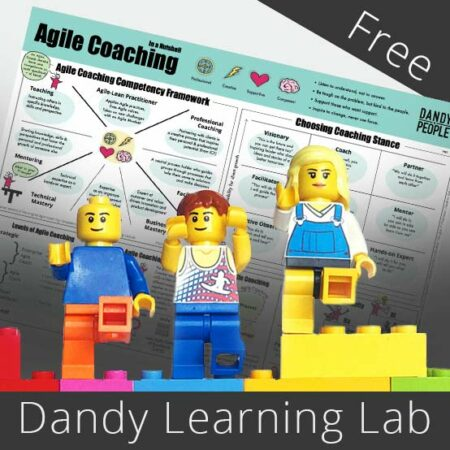 Agile Coaching in a Nutshell Meetup – Dandy Learning Lab – Gratis
