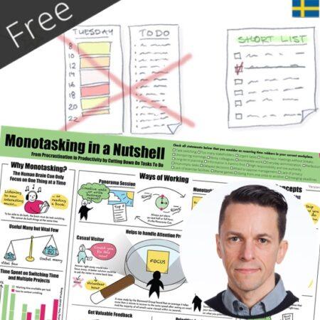 Gratis Seminarium – Monotasking – ta tillbaka makten över din arbetsdag!