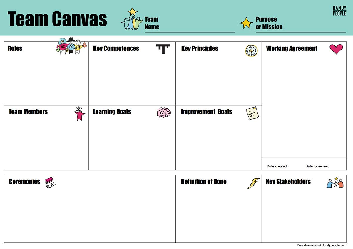 team canvas 1