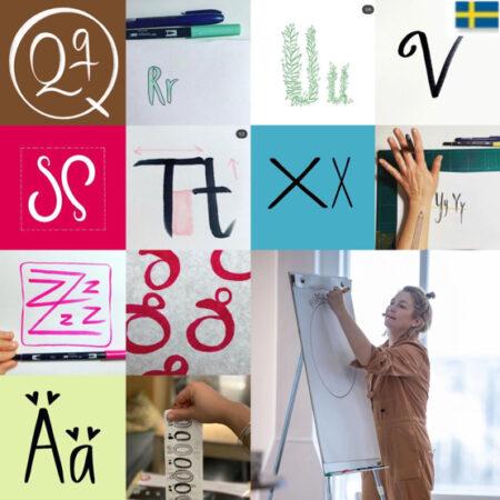 Lär dig texta för bättre facilitering – Visualisering och Graphic Recording – 1 utbildningsdag