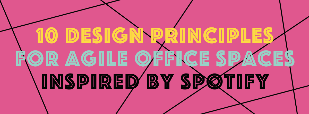 design principles for agile office spaces