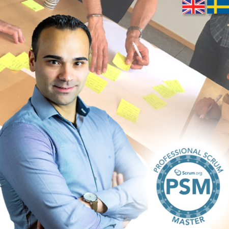 Professional Scrum Master Certification (PSM I) – 2 Day Training