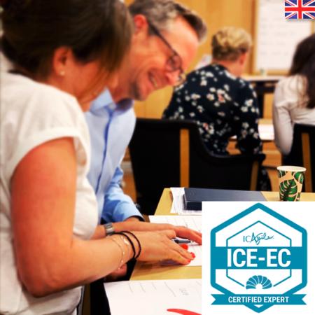 Enterprise Agile Coach Bootcamp (ICP-ENT & ICP-CAT) – 5 day training