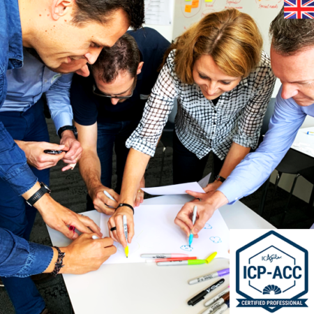 Agile Team Coach (ICP-ACC) – 3 day training