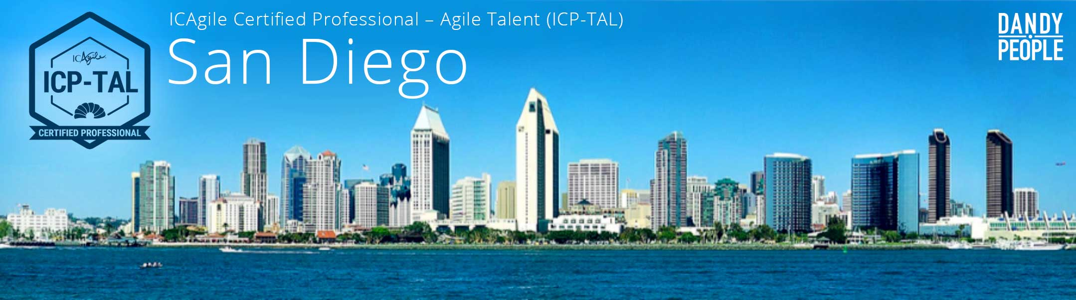 agile hr certification usa san diego
