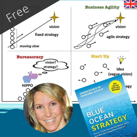 Innovate by Non-disruptive creation – Introduction to the Blue Ocean Strategy