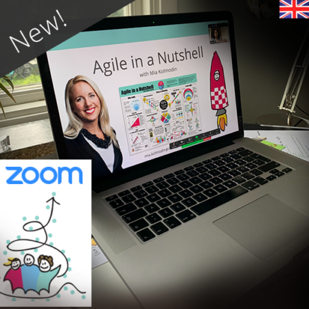Free Webinar – Agile in a Nutshell