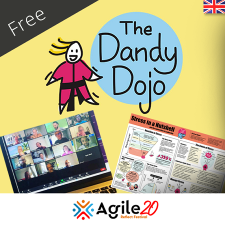 The FREE Dandy Dojo – Next Session: Overcoming Stress