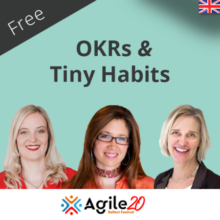 Jumpstart your 2021: Using OKRs and Tiny Habits in your personal life