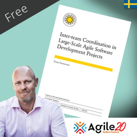 Upplevelser av uppskalning – Vilka effekter får det Agila arbetssättet i stor skala?